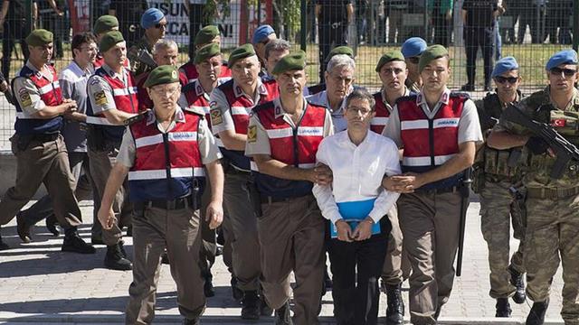 15 Temmuz'u Yöneten FETÖ'nün Sivil İmamları İçin Karar Verildi