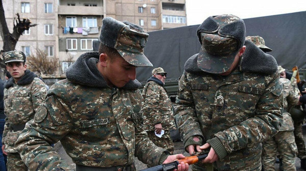 Terör Örgütü PKK'dan Ermenistan'a Destek İtirafı