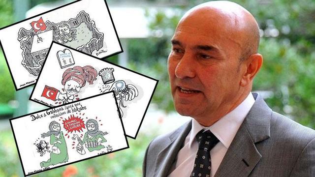 TGB'den Türkiye Düşmanı Karikatüristlere Tepki