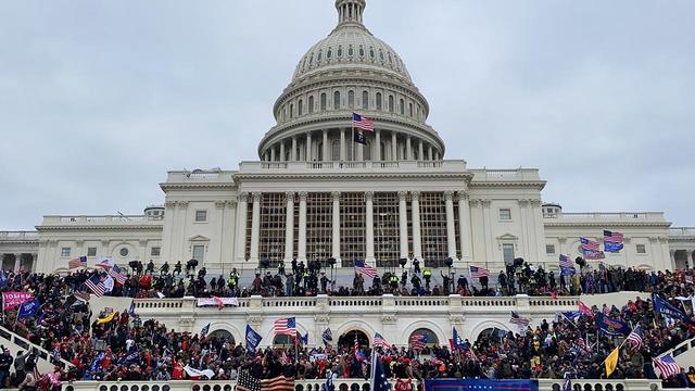 Kongre Baskınının Dünü ve Bugünü