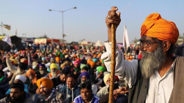 Hindistan'daki Dev Çiftçi Eylemlerinin Arka Planı
