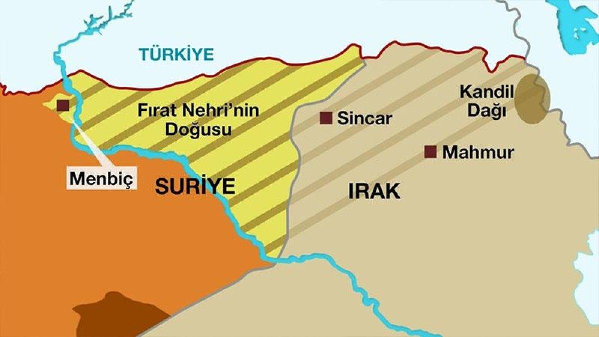 Sincar ve Mahmur'un PKK'dan Temizlenmesi İçin Kritik Görüşme