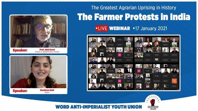 WAYU'dan Tarihin En Büyük Çiftçi Ayaklanmasına İlişkin Konferans