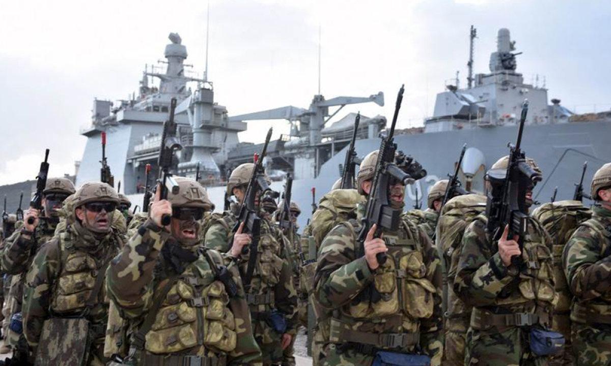 Batı Asya'nın en güçlü ordusu: TSK