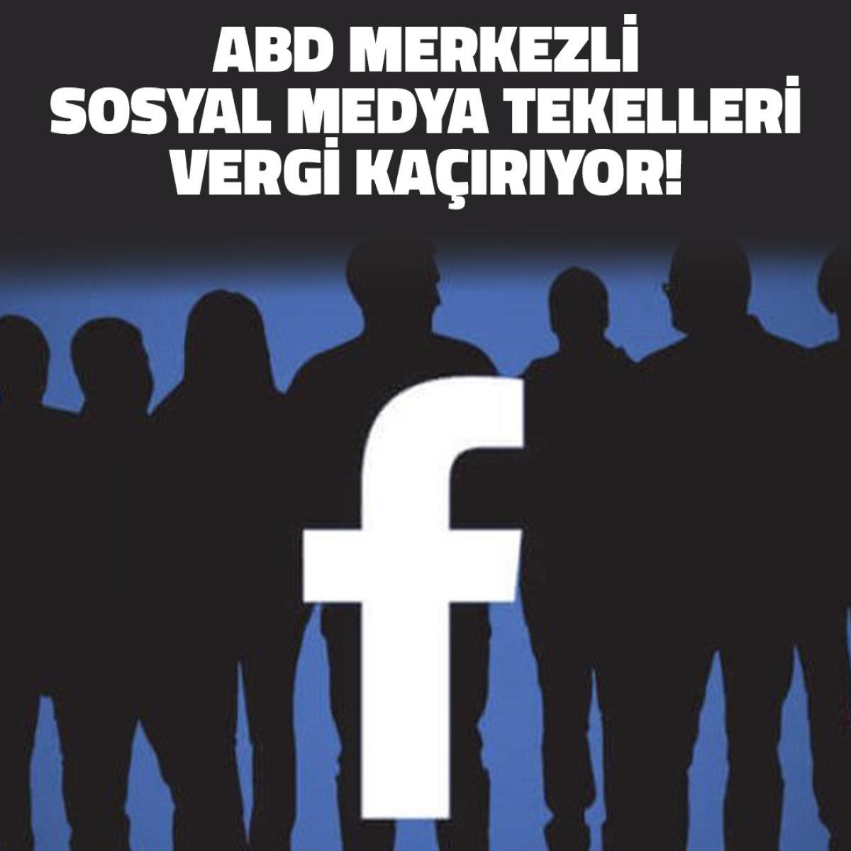 Reklam Verenlerden KDV Kesen Facebook'un Devlete Bilgi Vermediği Ortaya Çıktı!