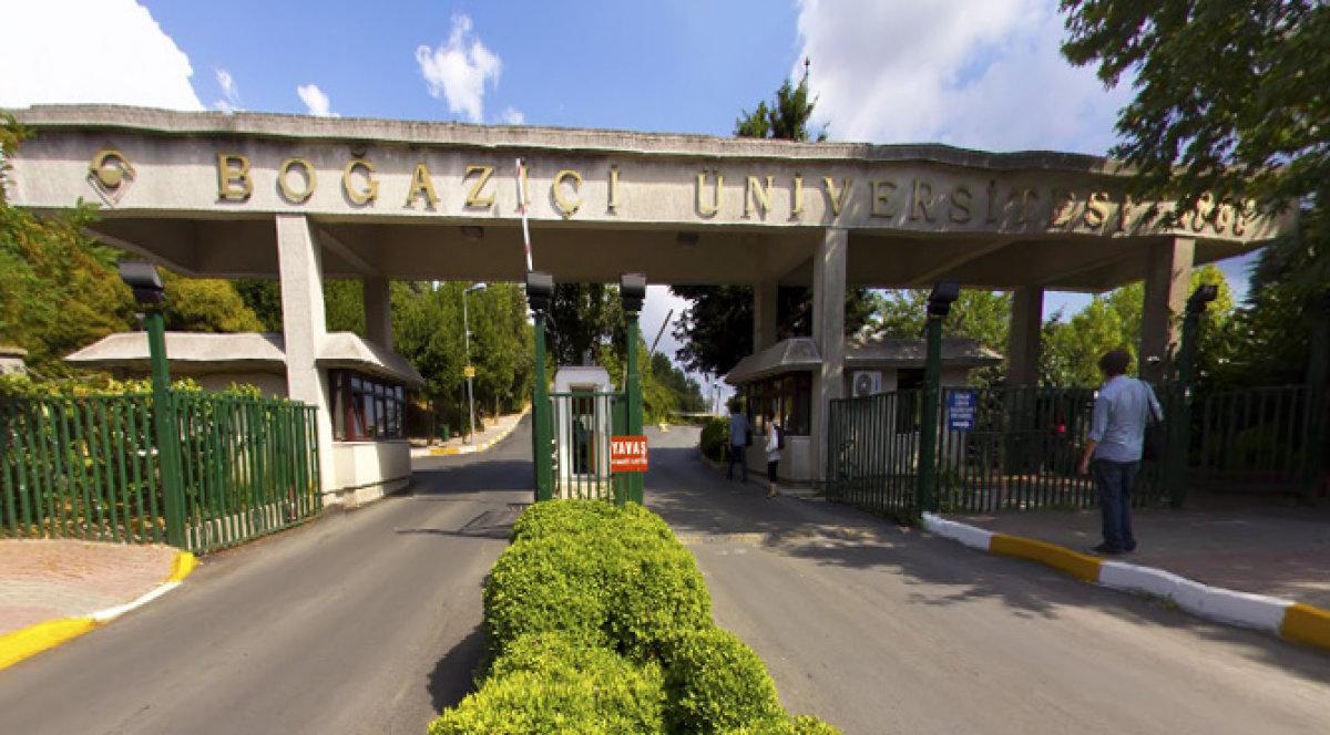Boğaziçi Üniversitesi'nde Yalanlara Karşı Gerçekler