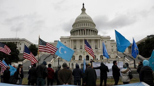 Sözde 'Uygur' Ayrılıkçılarına Amerikan Parası Belgelendi