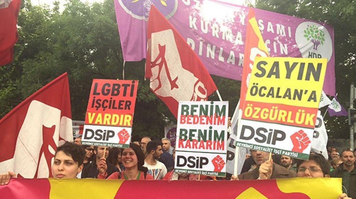 LGBTİ Derneklerine Biden Koruması!