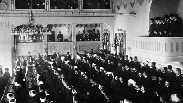 II. Abdülhamit'in Meclisi Kapatmasına Sebep Olan Telgraf