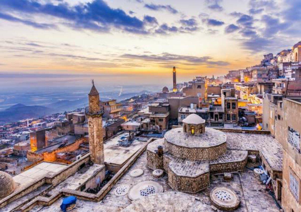 Mardin'in Kısa Tarihi