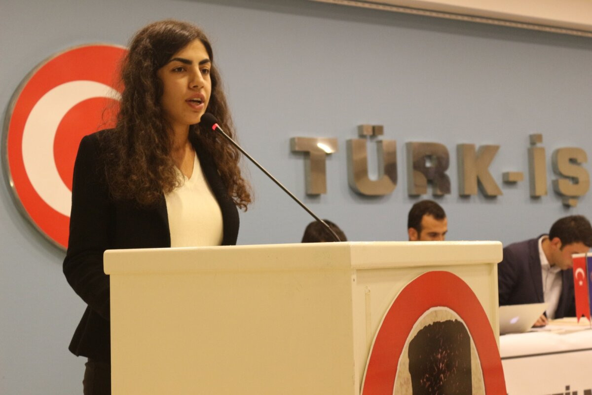 TGB Genel Başkan Yardımcısı Dilek Çınar'dan İstanbul Sözleşmesi Paylaşımı: