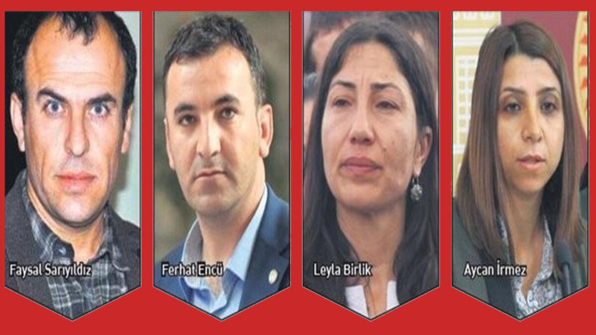 HDP'nin Milletvekilleri Önce Silah Eğitimi Alıyor