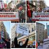 HDP Kapatılsın Yürüyüşleri Sürüyor