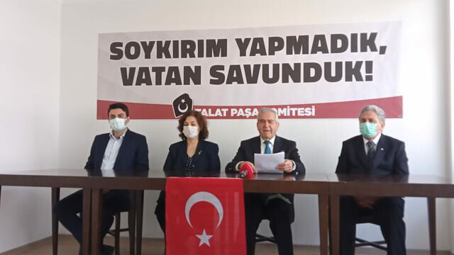 Talat Paşa Komitesi'nden Biden'a 'Soykırım' Uyarısı