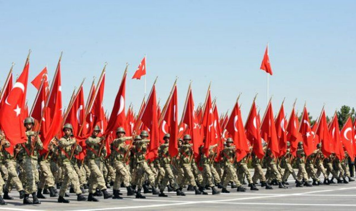 'Ordu Güçlendi, Milliyetçilik Yükseldi'