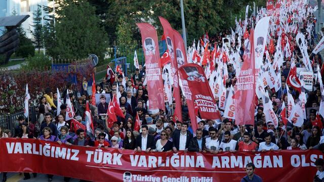Türkiye'nin geleceği güvence altında: TGB var!
