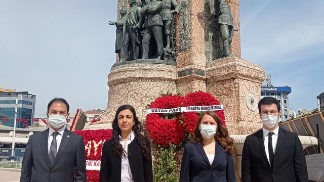 Genel Başkanımız Dilek Çınar'ın 1 Mayıs Mesajı