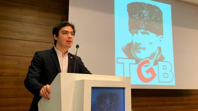 TLB Genel Başkanı Furkan Kaplan 4 ve 19 Mayıs Ruhunu CRI Türkçe'ye Değerlendirdi