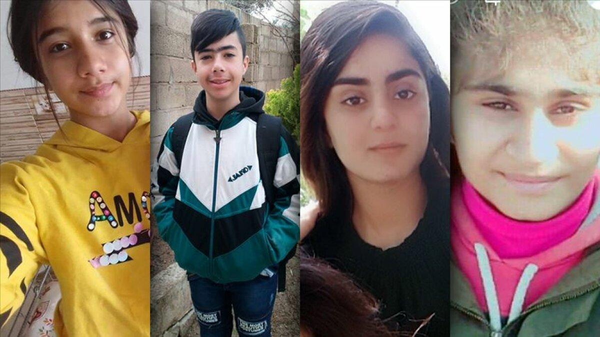PKK, 4 Çocuğu Daha Ailesinden Ayırdı