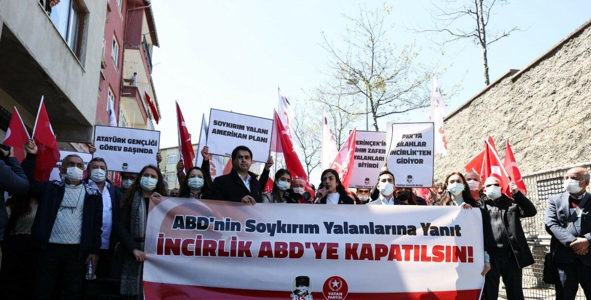 İstanbul-ABD Başkonsolosluğu Önü