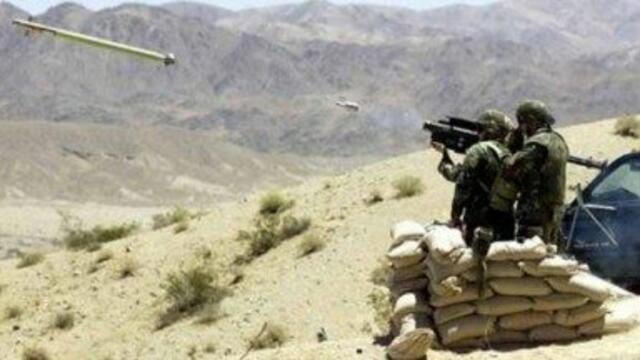 PKK İninde ABD Füzesi