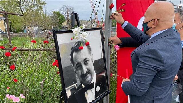 Ermeni Terör Örgütünün Şehit Ettiği Diplomat Orhan Gündüz Boston'da Anıldı