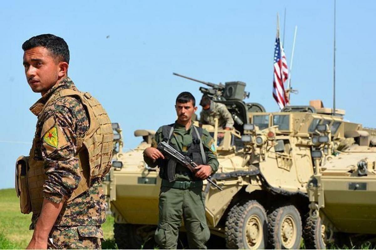 IŞİD bitti YPG'ye yardım bitmedi