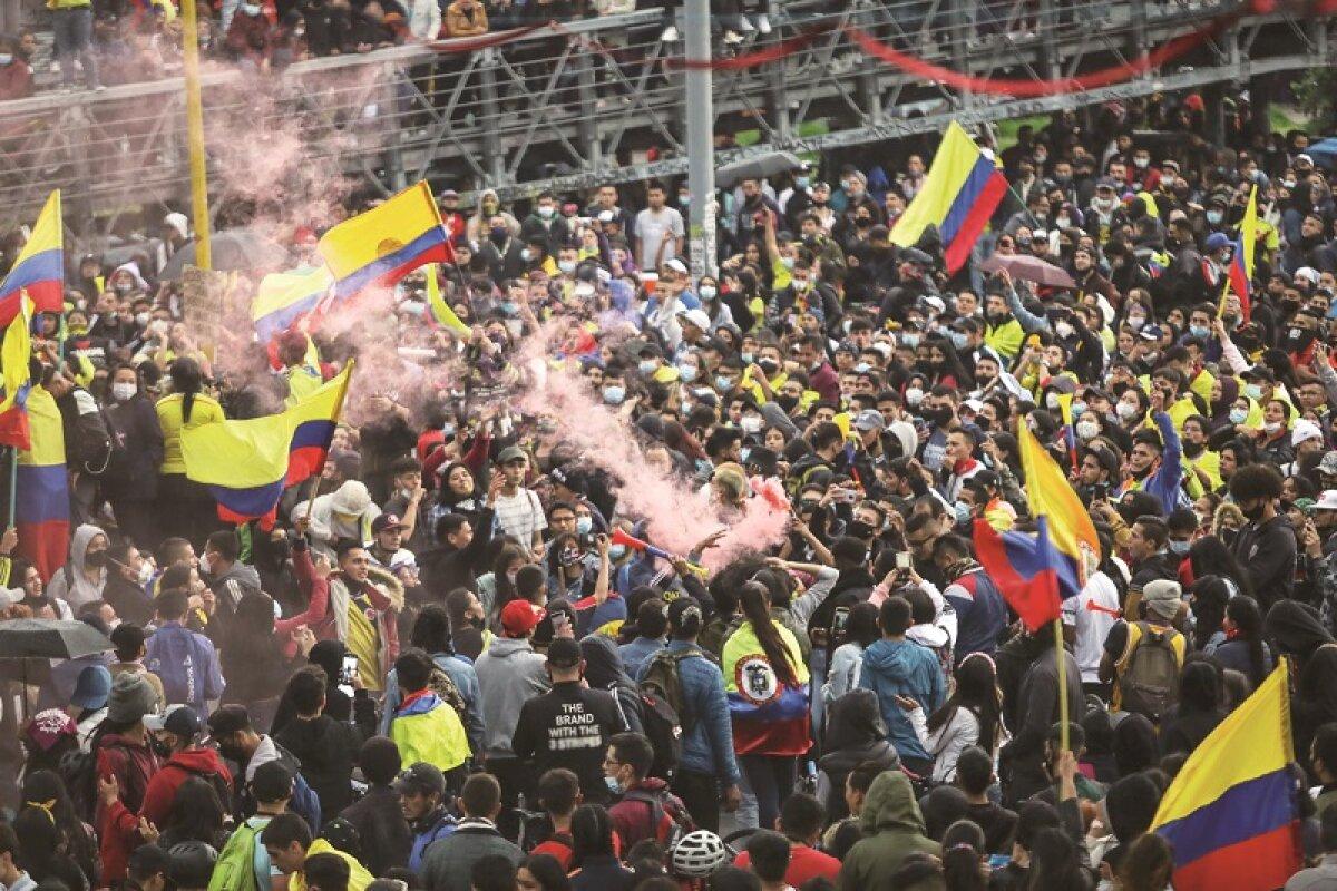 Latin Amerika'da Yükselen Devrimci Dalga