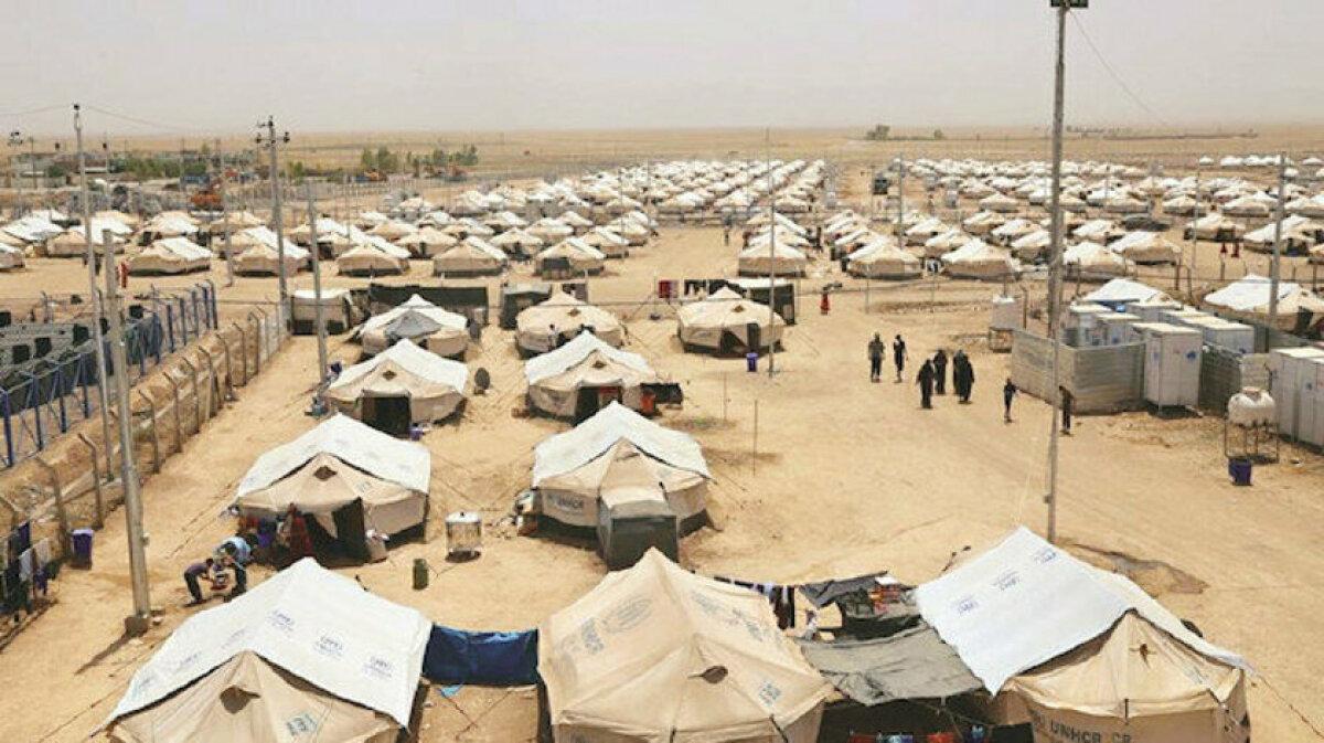 Resmen BM Kampı Gerçekte PKK Kampı