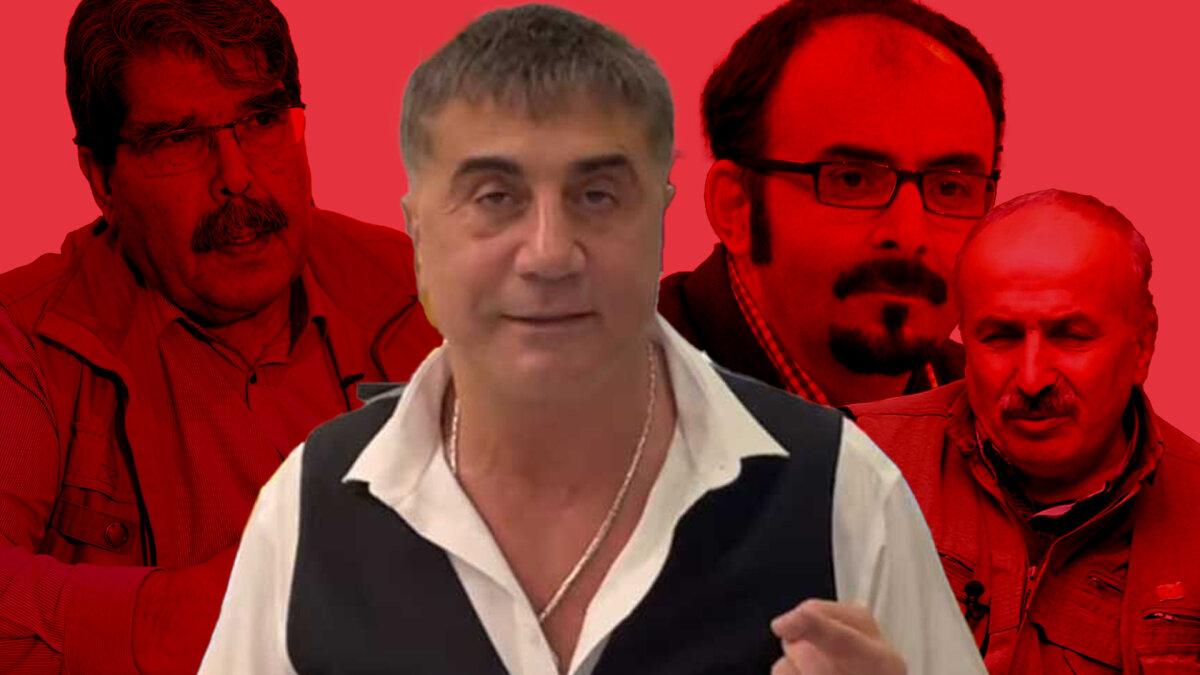 FETÖ ve PKK'nın umudu Peker