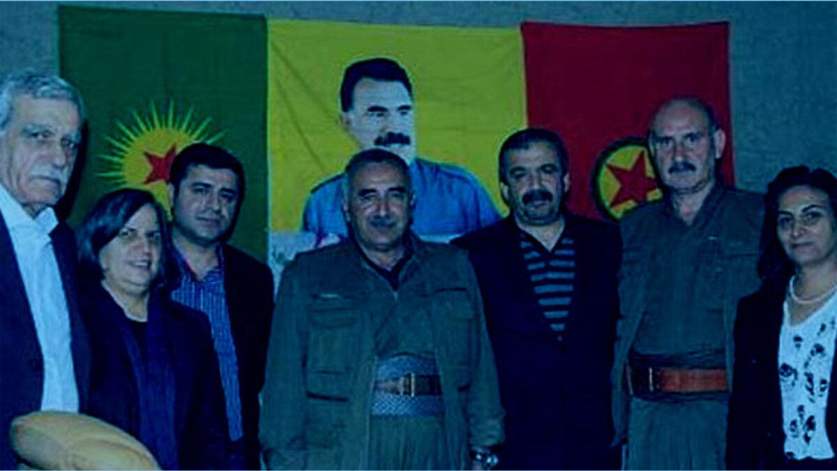 HDP bağımsızlığımıza, bütünlüğümüze tehdit!