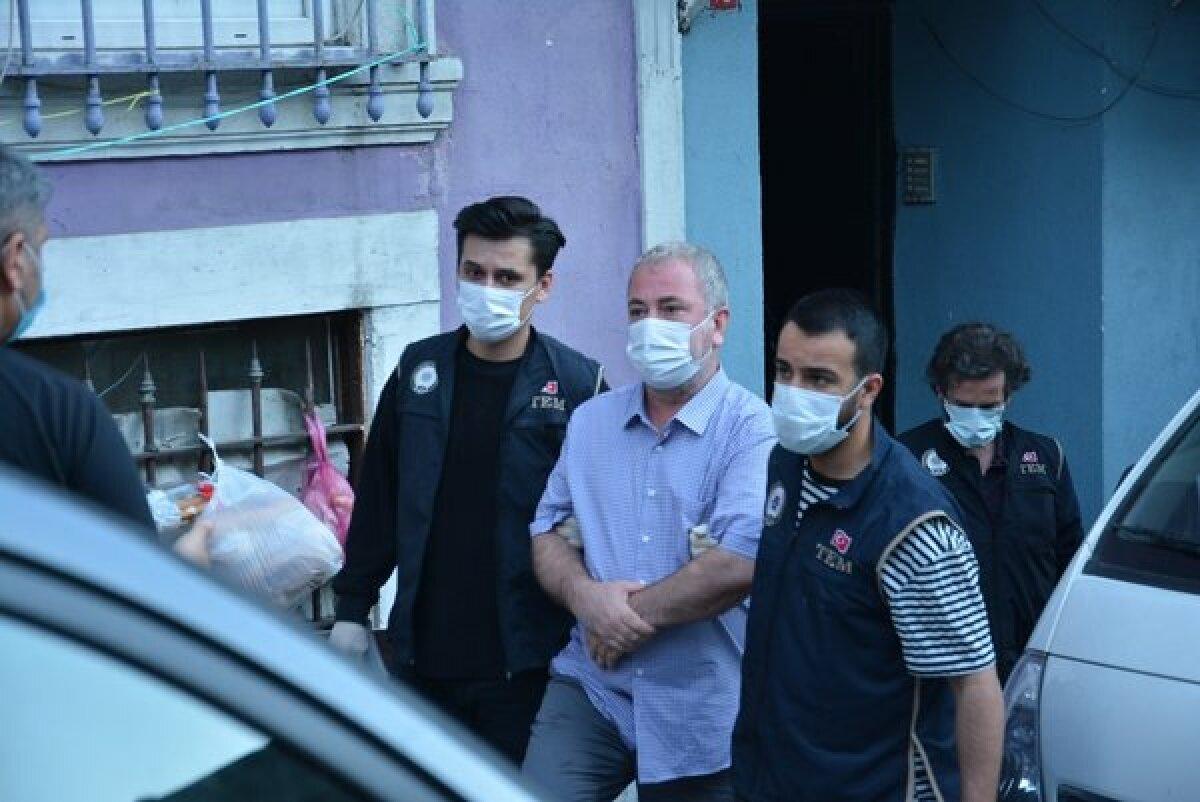 PKK operasyonunda HDP'li yönetici alındı