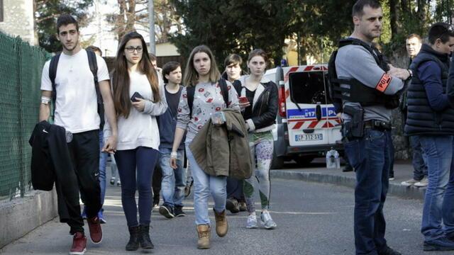 Fransa'da sözde Ermeni soykırımı iddialarını reddeden öğrenci sorguya alındı