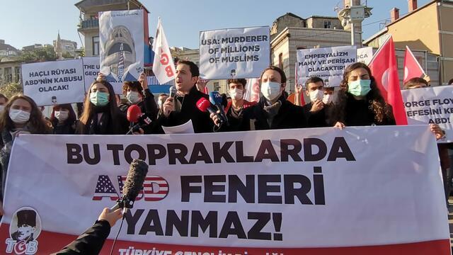 Türk milleti için baş tehdit ABD