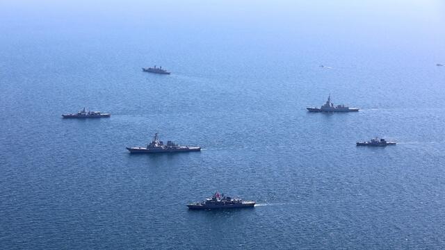 NATO tatbikatına Ankara mesafeli
