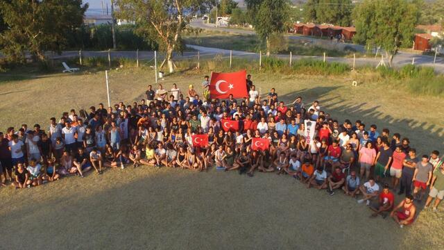 Türkiye'yi Yönetecek Kadrolar TGB Kampında Buluşuyor