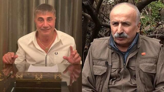 PKK Sedat Peker'e sahip çıktı: Basından daha etkili