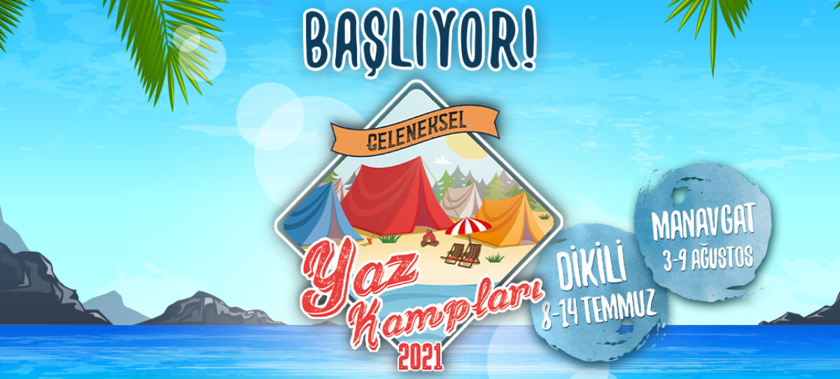 TGB Geleneksel Yaz Kampları Başlıyor!