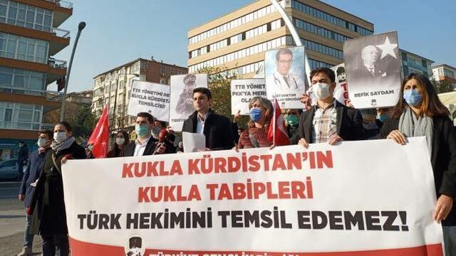 Türk Tabipler Birliği Yönetimi HDP/PKK'ya Merhem Olamaz