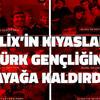 Netfilix'in kıyaslaması Türk gençliğini ayağa kaldırdı