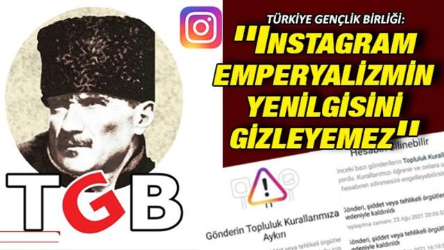 Instagram Emperyalizmin Yenilgisini Gizleyemez