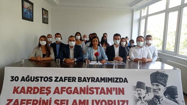 AFGANİSTAN'IN BAĞIMSIZLIK ZAFERİNİ 30 AĞUSTOS RUHUYLA SELAMLIYORUZ!