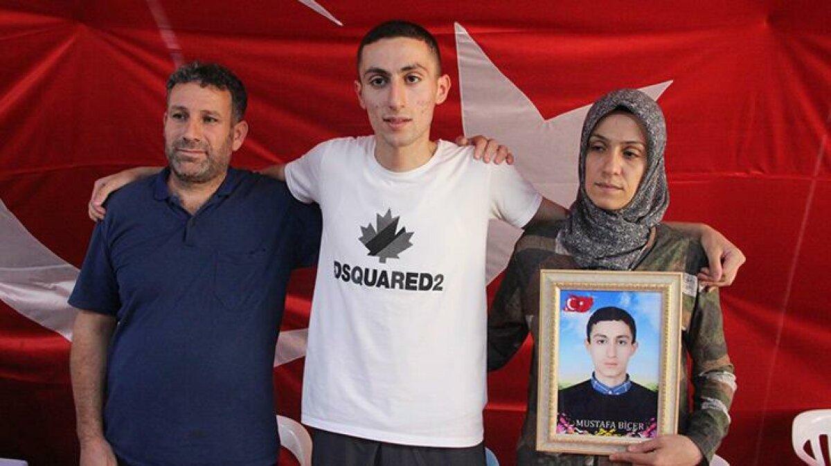 PKK'dan Kaçıp Ailesine Kavuşan Mustafa Biçer Anlatıyor
