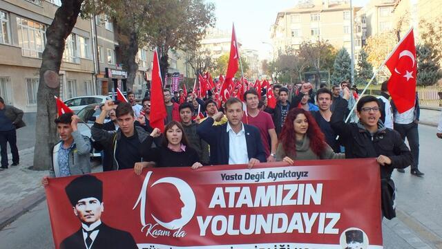 TGB Konya İl Başkanvekili Mustafa Koz Oldu
