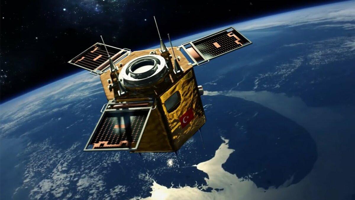 Göktürk Uydusu TSK'nın Gözü Olacak