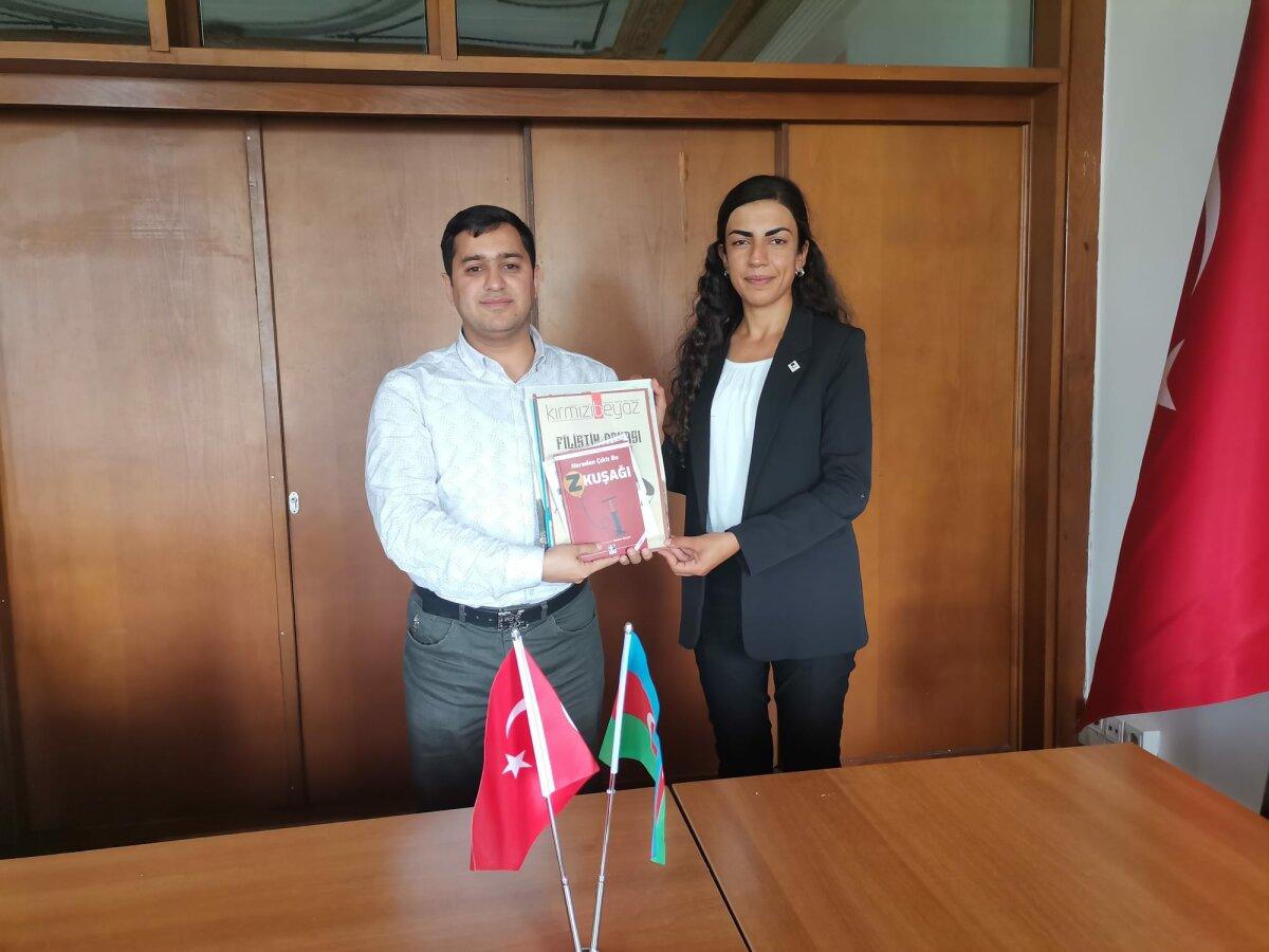 Türkiye ve Azerbaycan Gençleri Kardeşlik ve İşbirliği Anlaşması İmzalayacak