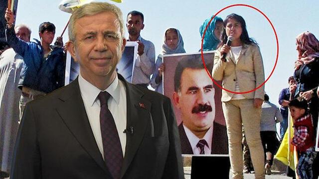Mansur Yavaş İle YPG'ye Aynı Yerden İki Ödül