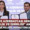 """Türkiye ve Azerbaycan Gençliğinden """"Kardeşlik ve İşbirliği"""" Anlaşması"""