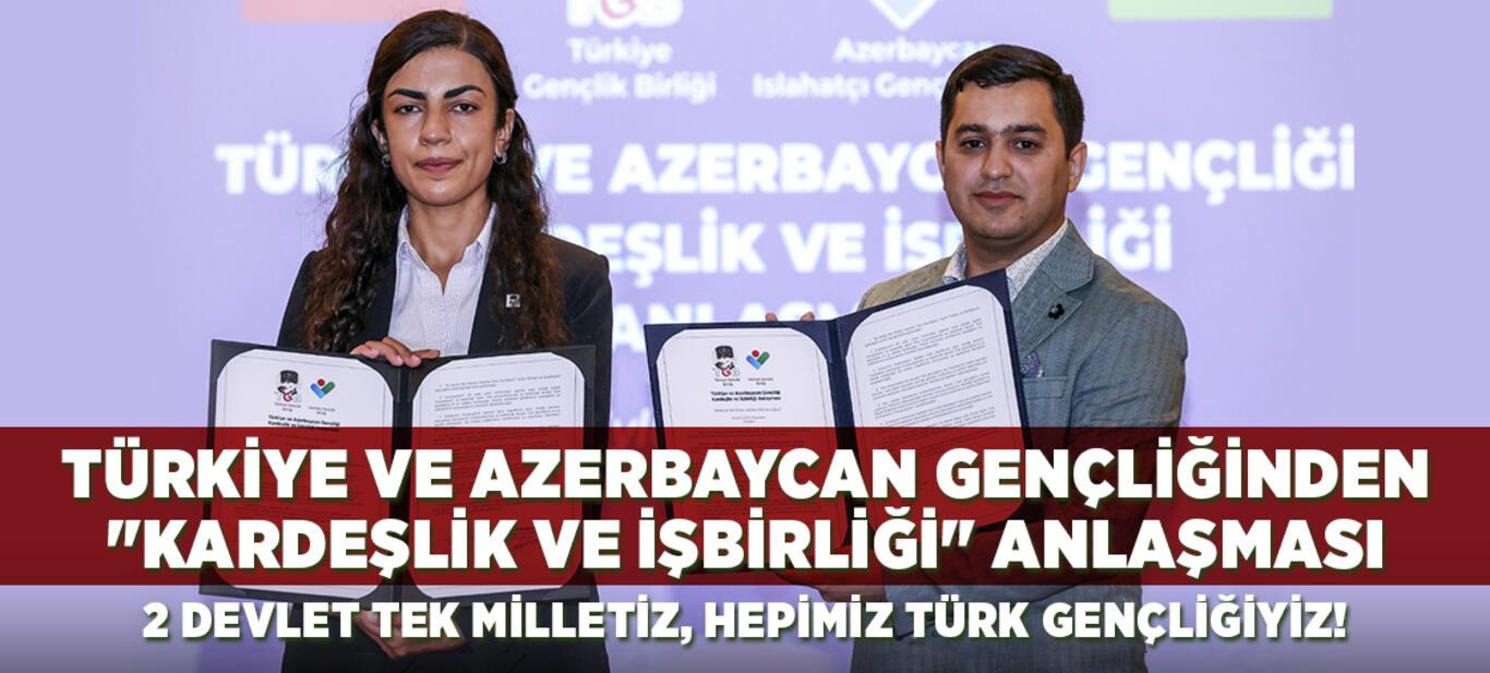 Türkiye ve Azerbaycan Gençliğinden