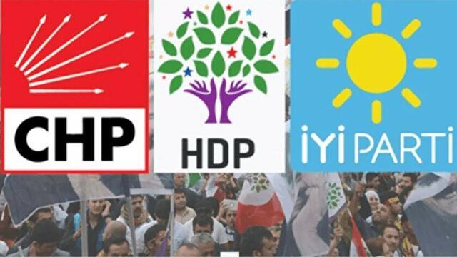CHP ve İYİ Parti'nin HDP/PKK Sevdası
